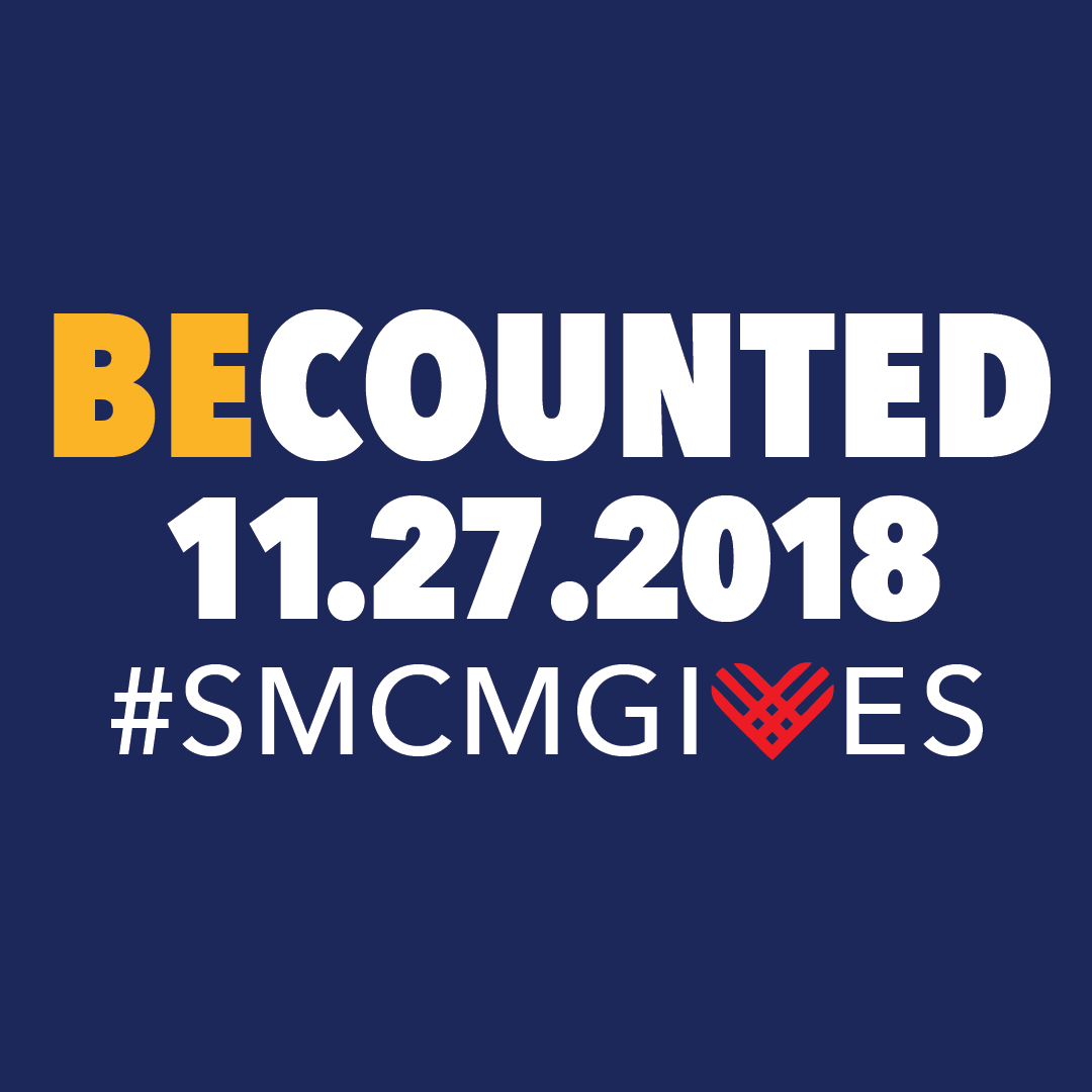 SMCM Giving Tuesday 2018