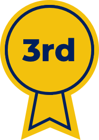 Student Clubs 3rd Place